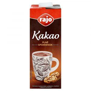 Nápoj mliečny KAKAO RAJO 1l 3