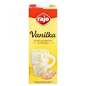 Nápoj mliečny VANILKA RAJO 1l 4