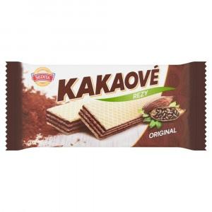 Kakaové rezy original Sedita 50 g 7