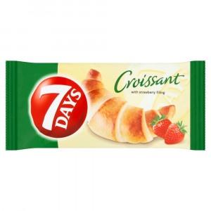 Croissant 7 DAYS jahoda 60g 4