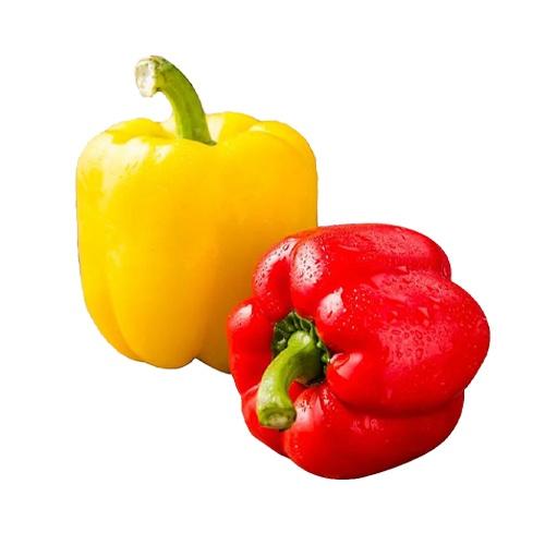 BIO - paprika farebná mix 2ks 1