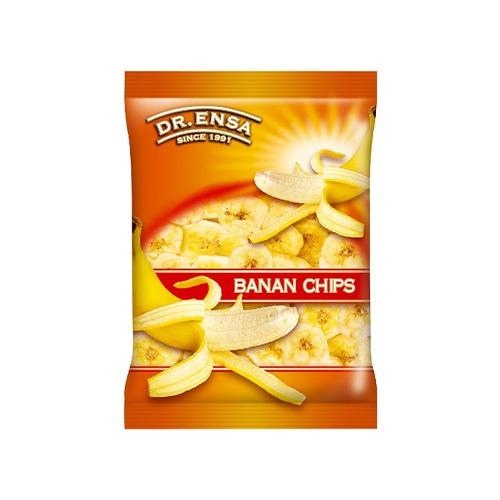 Banánové plátky sušené 100g 1