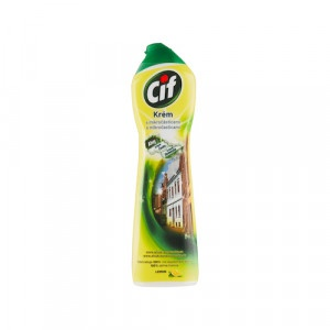 Čistič Cif Cream Lemon 500ml 8