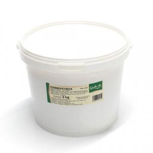 Cesnaková pasta bez soli 3 kg vedro 9