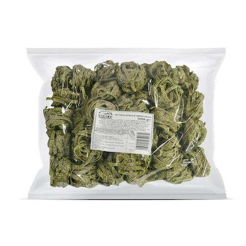 Cestoviny DIVELLA Tagliatelle špenátové 1kg 1