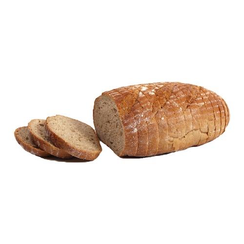 Chlieb tmavý pš. raž. krájaný balený 900g 1