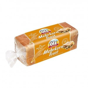Chlieb toastový tmavý ÖLZ 500g 15