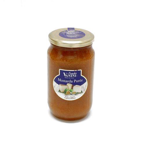 Džem figový VANINI 1kg sklo 1