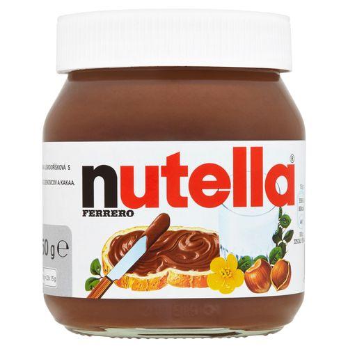 Ferrero Nutella nátierka 350 g 1