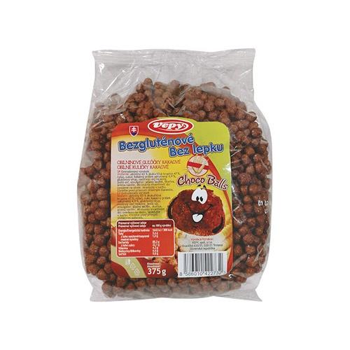 Guľôčky kakaové 375g 1