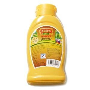 Horčica plnotučná SNICO 450g 24