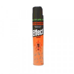 Effect® Insekticíd proti hmyzu 400ml 5