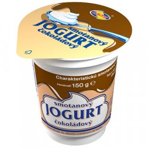 Jogurt čokoládový TAMI 150g 3