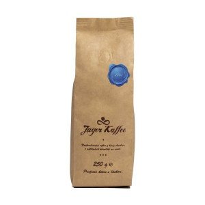 Káva Jager Kaffee modrá 100% Arabica 250g mletá 7