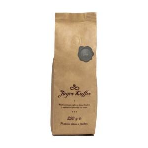 Káva Jager Kaffee sivá 60% Arabica 250g mletá 6