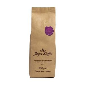 Káva Jager Kaffee fialová 90% Arabica 250g mletá 3