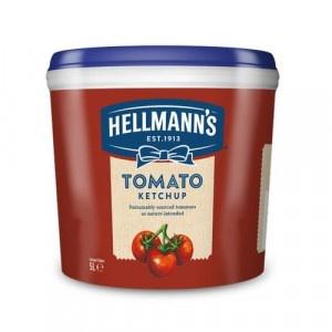 Kečup HELLMANNS 5kg 7