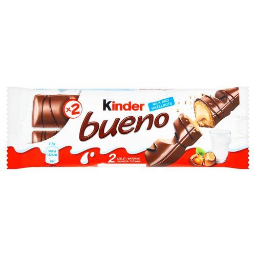 Kinder Bueno v mliečnej čokoláde 2 x 21,5 g 1