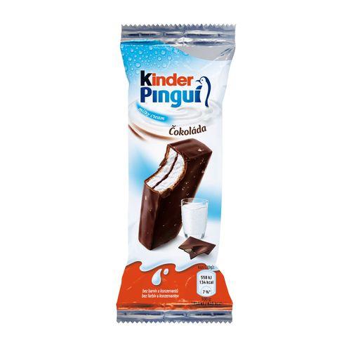 Kinder Pingui mliečny 30g VÝPREDAJ 1