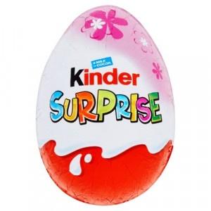 Kinder Surprise dievčenské 20 g 4