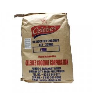 Kokos strúhaný 25kg/bal. 7