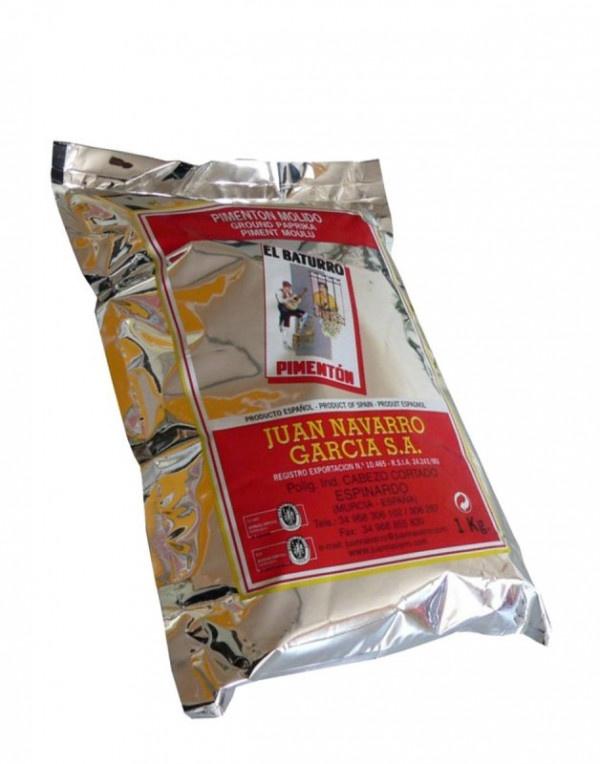 Korenie Paprika sladká 1kg EL BATURRO 1