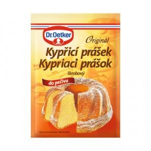 Kypriaci prášok do pečiva Dr. Oetker 12g 13
