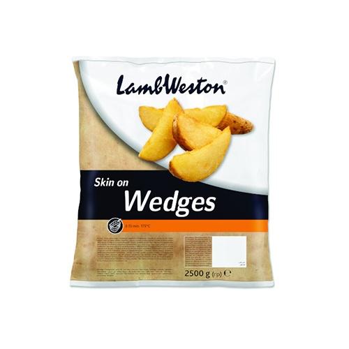 LW Americké zemiaky so šupkou mrazené 2,5kg 1