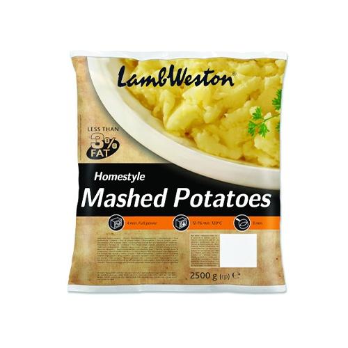 LW Domáca zemiaková kaša mrazená 2,5kg 1