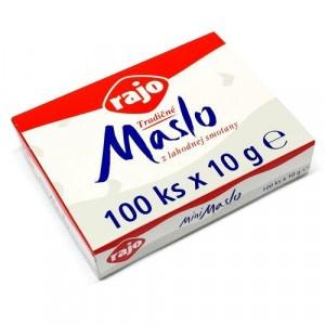 MINI Maslo 82% RAJO 10g x 100ks bal. 4