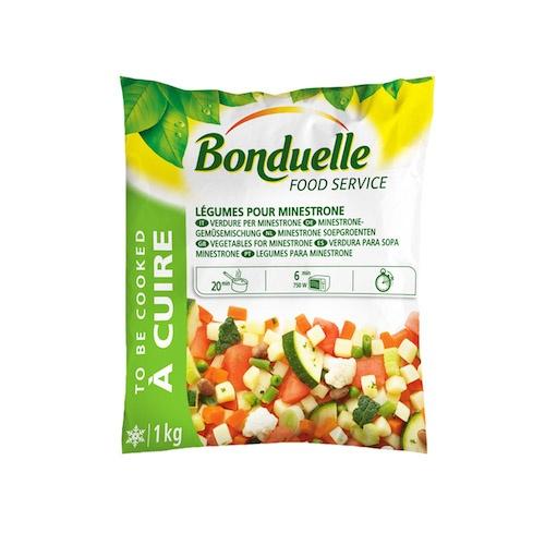 Minestrone mrazená zmes BON 1 kg 1