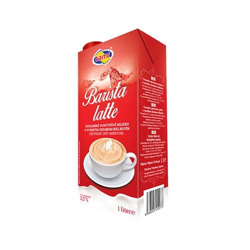 Mlieko Barista TAMI 3,5% 1l 1