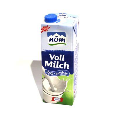 Mlieko plnotučné VOLL MILCH 3,5% 1
