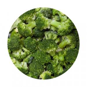 Mrazená brokolica VIKING FROST 2,5kg 2