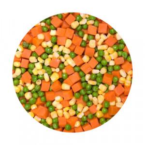 Mrazená zelenina s kukuricou VIKING FROST 2,5kg 6