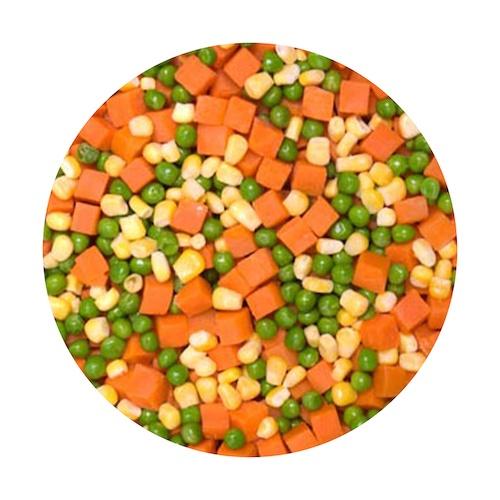 Mrazená zelenina s kukuricou VIKING FROST 2,5kg 1
