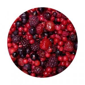 Mrazená zmes lesného ovocia VIKING FROST 2,5kg 2