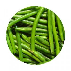 Mrazené fazuľové struky celé VIKING FROST 2,5kg 3