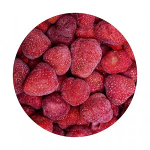 Mrazené jahody VIKING FROST 2,5kg 6
