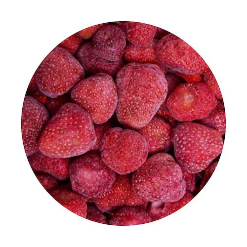 Mrazené jahody VIKING FROST 2,5kg 1