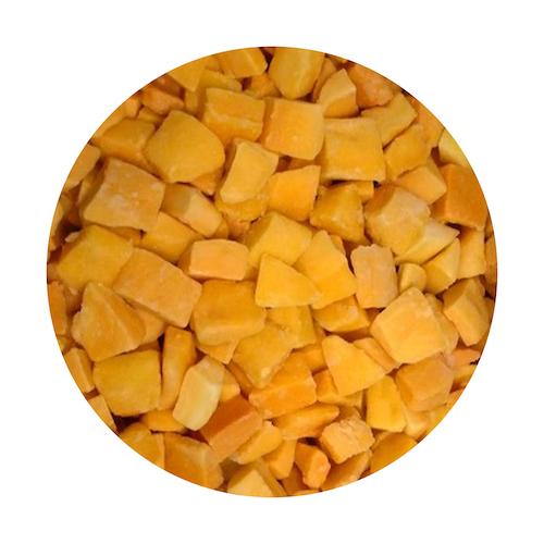 Mrazené mango kocky VIKING FROST 1kg 1