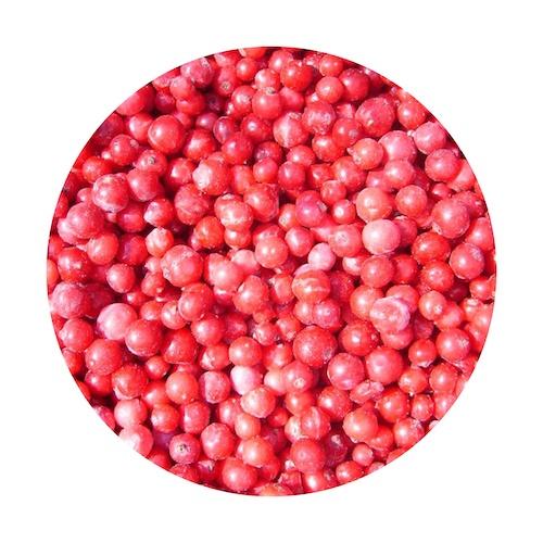Mrazené ríbezle červené VIKING FROST 2,5kg 1