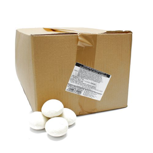 Mrazené tvarohové knedlíčky MIRKOM PLUS 10 kg 2