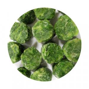 Mrazený špenát listový VIKING FROST 2,5kg 2