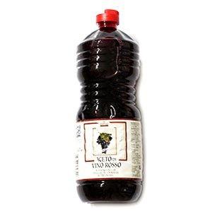 Ocot vínny červený VARVELLO 1l plast 4