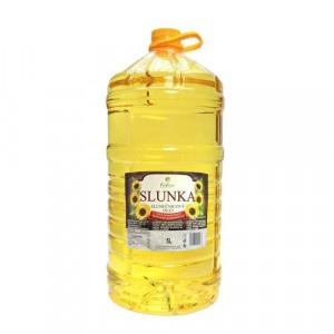 Olej Slnečnicový SLUNKA 5l 7