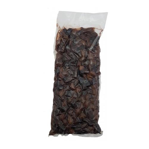 Olivy čierne celé bez kôstky KALAMATA 1kg 1