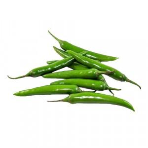 Paprika - chili papričky zelené 7