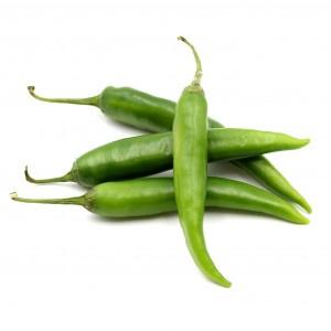 Paprika - feferóny zelené dovoz ,I.Tr 3