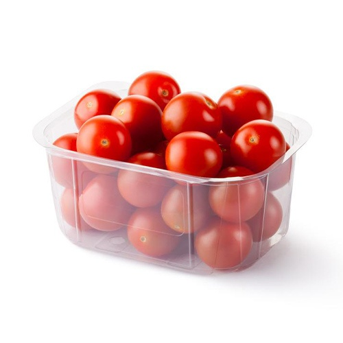 Paradajky Cherry červené kal. 25-35 250g, I. Tr. 1